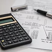 Calculating finances and funding options