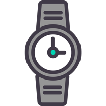 Watch animated Icon
