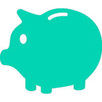 Piggy Bank animated Icon